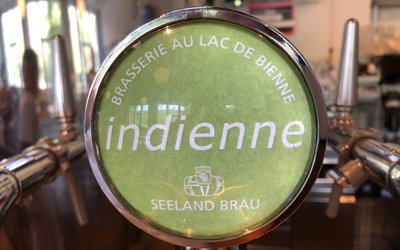 """Indienne"", the new Pale Ale in Lago"