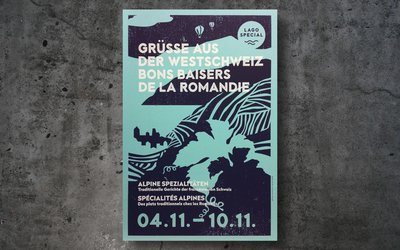 "Special week: Greetings from ""la Romandie"""