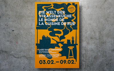 Special week: The world of street kitchen 03.02.-09.02.2020